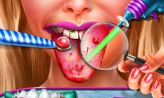 Ellie Tongue Doctor