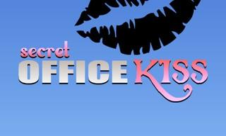 Secret Office Kissing