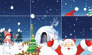 Happy Christmas Slide