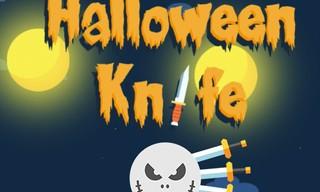 Halloween Knife Hit