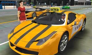 Free New York Taxi Driver 3D Sim