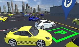 Multi Story Advance Car Parking Mania 3D