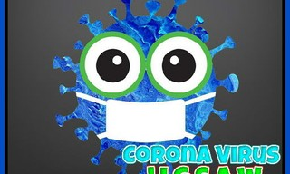 Corona Virus Jigsaw