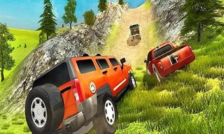 Offroad Jeep Driving Adventure Game