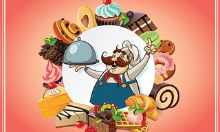 Cooking Cake Bakery Store