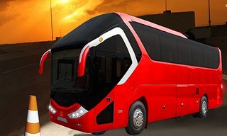 Modern Bus Parking Adventure Game