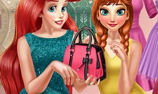 Princesses Dressing Room