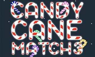 Candy Cane Match 3