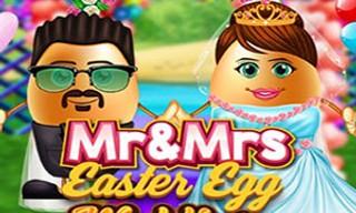 Mr & Mrs Easter Wedding