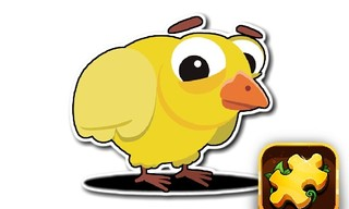 Cartoon Farm Animals Puzzle