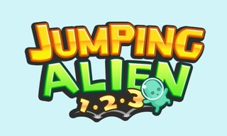 Jumping Alien 1.2.3