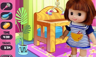 Baby Doll House Cleaning