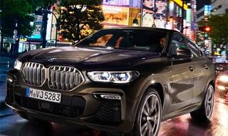 BMW X6 M50i Puzzle