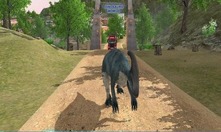 Jungle Dino Truck Transporter 2020