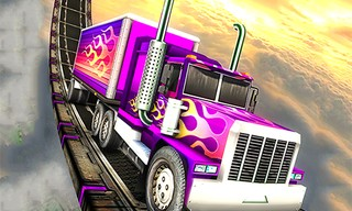 Impossible Truck Stunt Parking