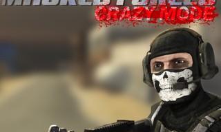 Masked Forces Crazy Mode