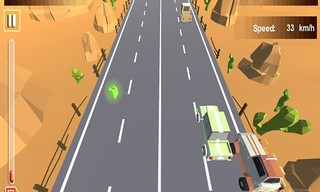 Road Racer Furious Game