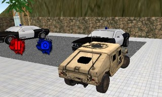 Police Simulator Transport 2019