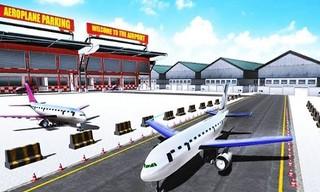 Airplane Parking Mania Simulator 2019