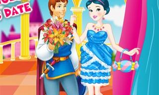 White Princess Romantic Date