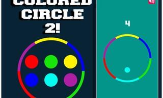 Colored Circle 2
