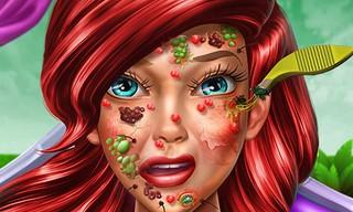 Princess Mermaid Skin Doctor