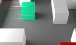 Cube Gravity Switch