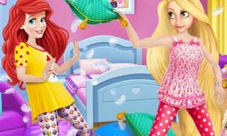 Princess Pijama Party