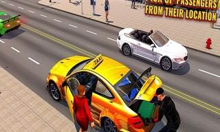 Crazy Taxi Game: 3D New York Taxi