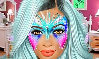 Sisters Fashionista Makeup