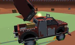 Pixel Car Cash Demolition v1