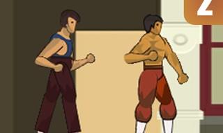 Kung Fu Street 2