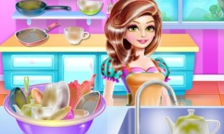 Princess House Hold Chores