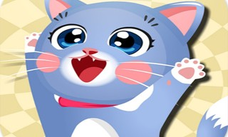 Super Happy Kitty