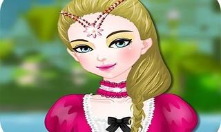 Happy Princess Holiday