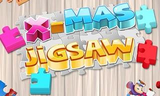 X Mas Jigsaw
