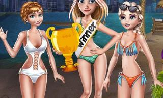 Girls Surf Contest
