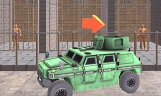 Prisonier Transport Simulator 2019