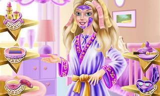 Princess Makeup Ritual
