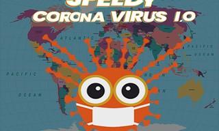 Speedy Corona Virus.IO