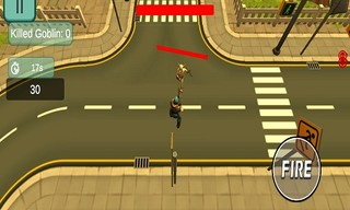 Top Down Shooter Game 3D