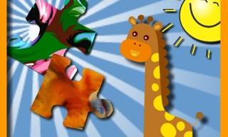 Exotic Animals Jigsaw