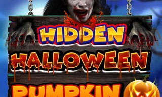 Halloween Hidden Pumpkin