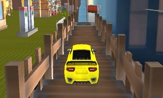Impossible Track Car Drive Challenge