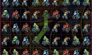 Blaze Monster Machines Crush