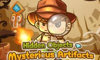 Hidden Object Mysterious Artifact