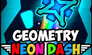 Geometry neon dash Subzero