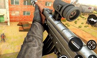 Sniper Master City Hunter shooting game