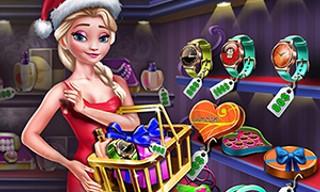 Ice Queen Shopping Xmas Gift