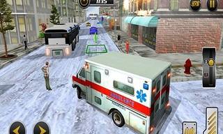 Modern City Ambulance Simulator